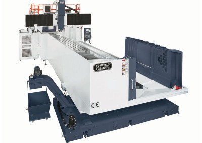 FG 25 Series LG Bridge type machining centers