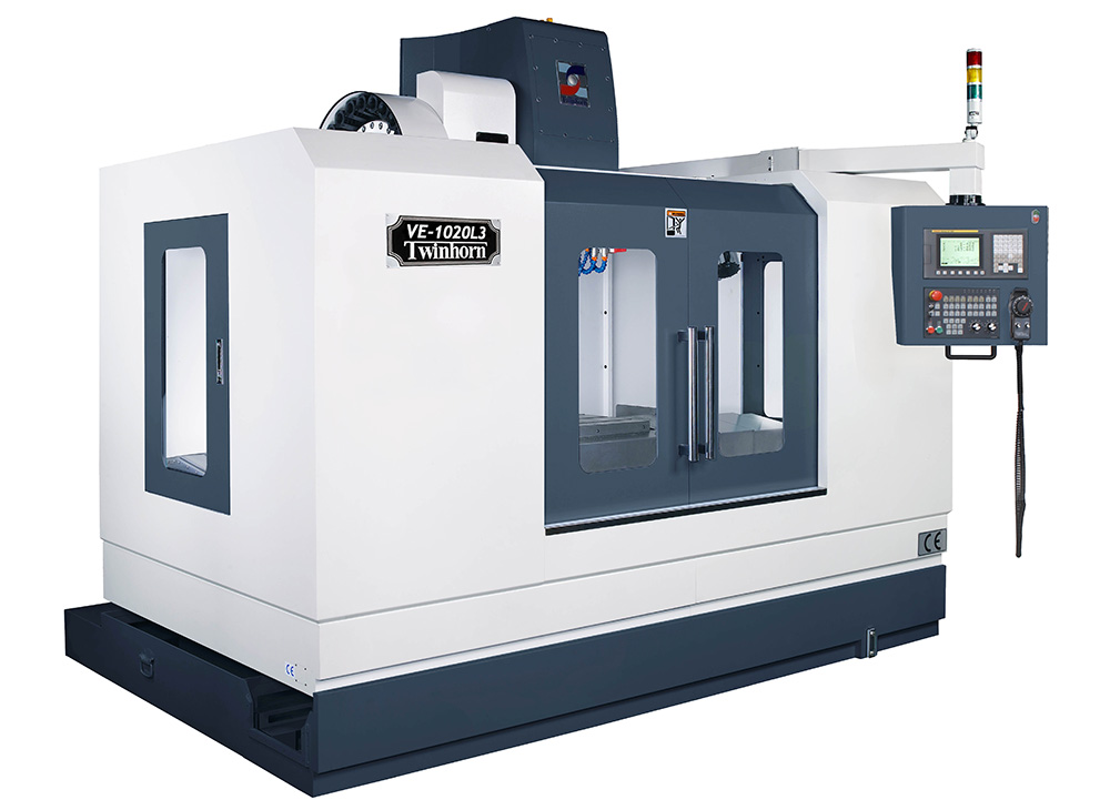 VE-L3 Series Vertical machining centers