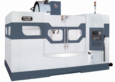 VTJ-Series Vertical machining centers