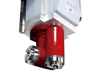 TT 2S – 5 sided Milling head
