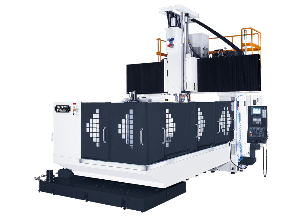 FG-15-Series-LG 20 Series LG Bridge type machining centers