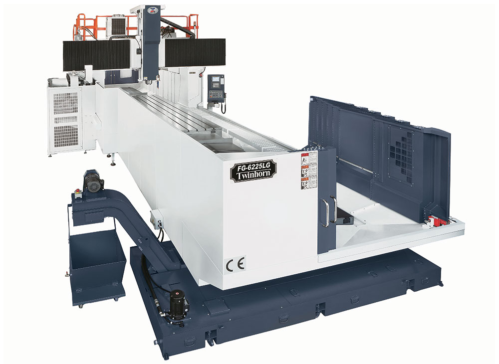 FG-25-Series-LG Bridge type machining centers