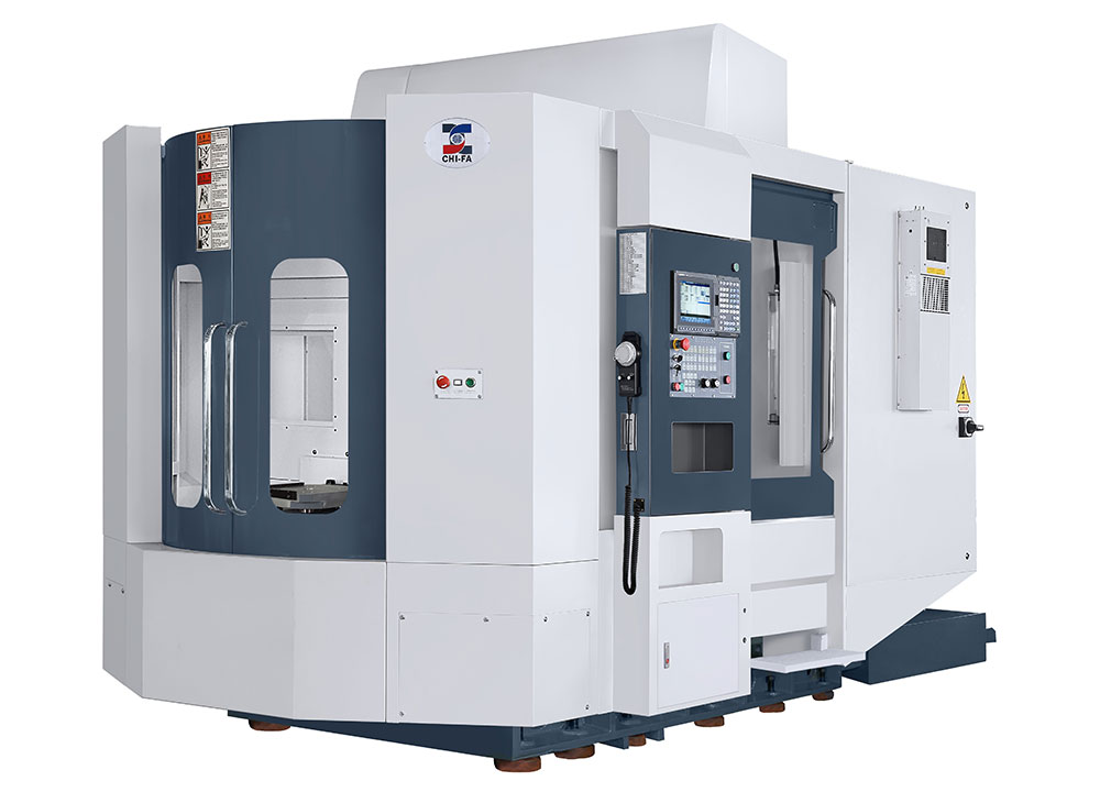 HE-400 horizontal machining center