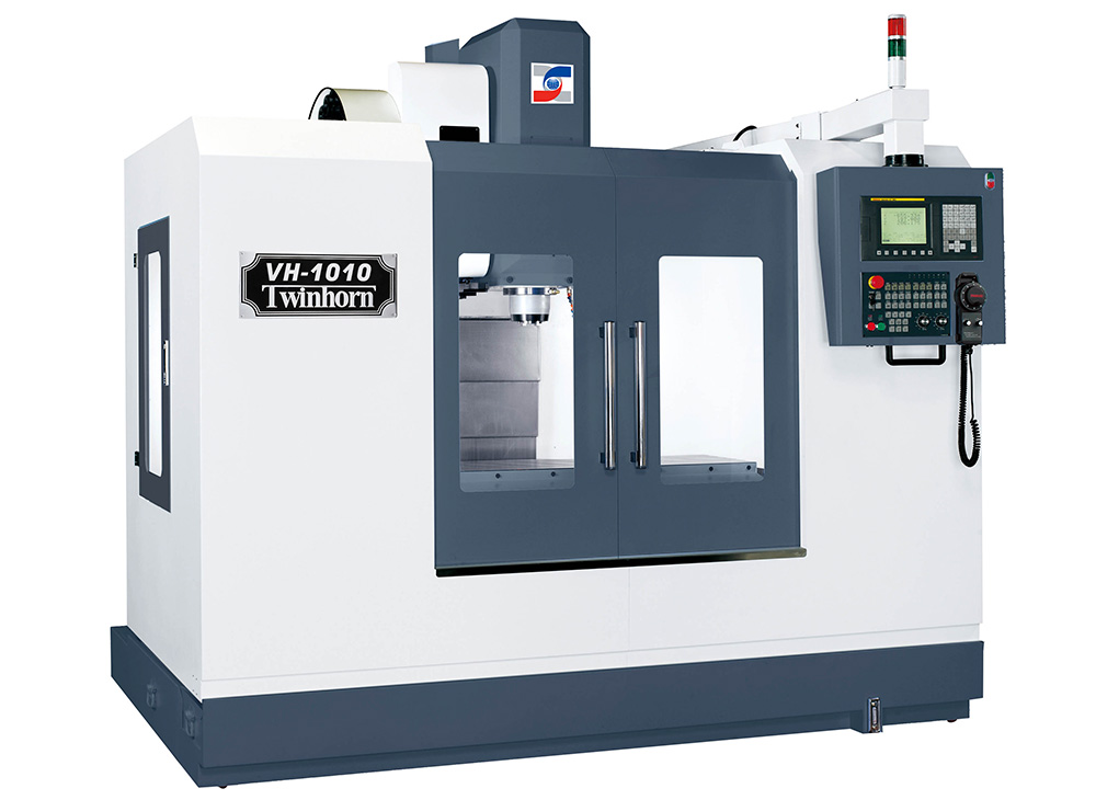 VH-Series Vertical machining centers