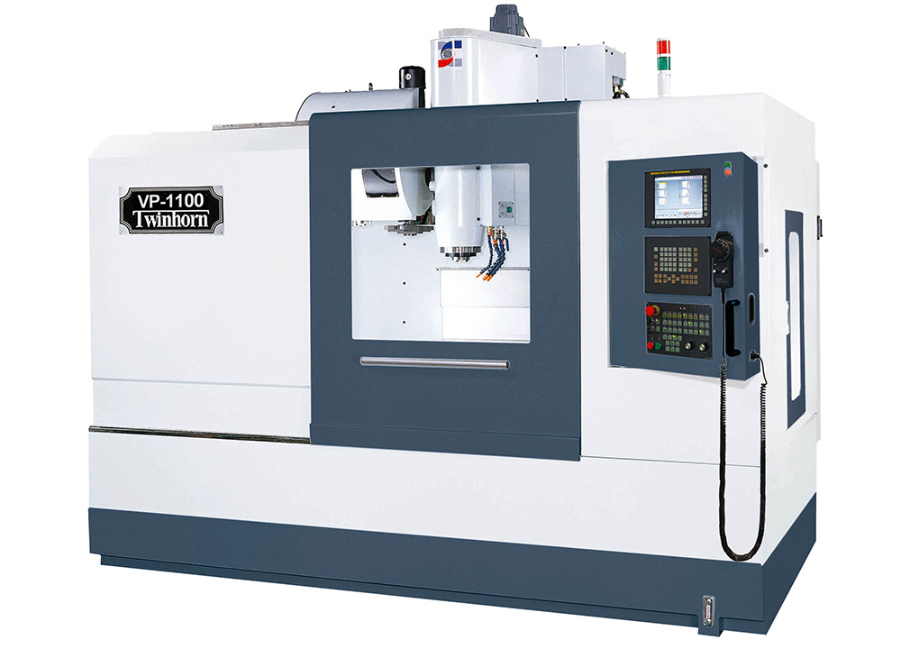 VP-PLUS Series Vertical machining centers