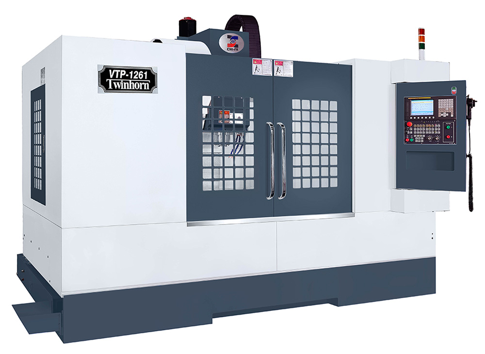 VTP-Series Vertical machining centers