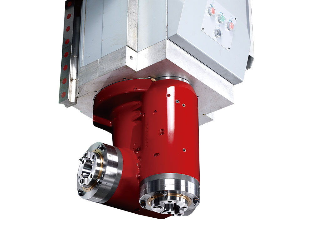 TT 2S - 5 sided Milling head
