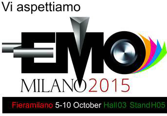 MTT well be present at EMO Milan – Italy 2015 from 5 to 10 October